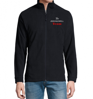 Fleece barbati John Maxwell Team